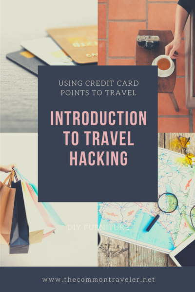 Curious about using credit card points to pay for travel? This introduction to travel hacking will explain the basics you need to know.
