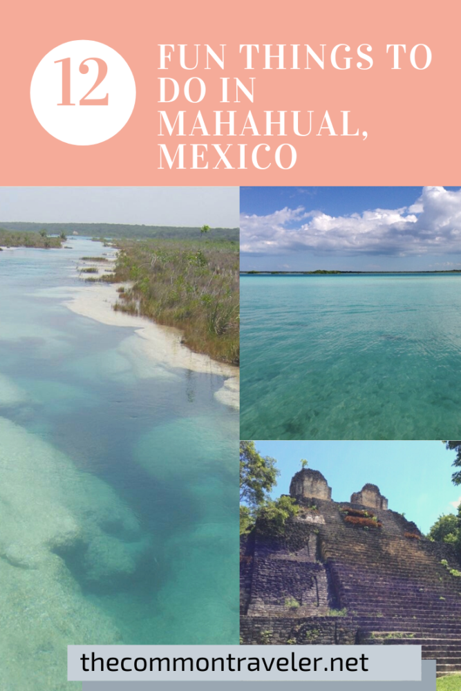 TOP 12 FUN THINGS TO DO IN MAHAHUAL MEXICO featured by top travel blog, The Common Traveler.