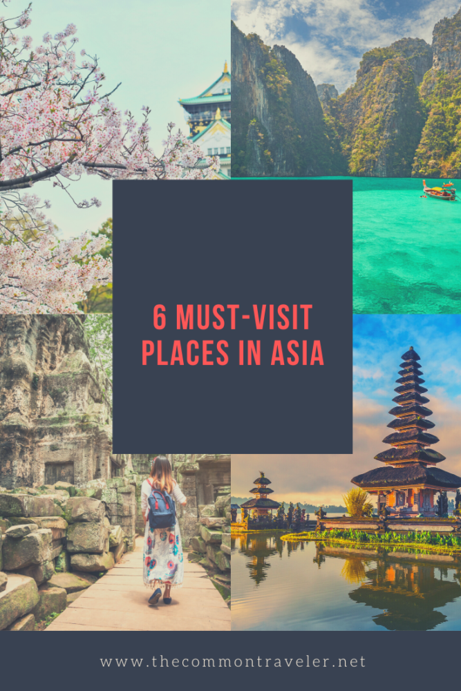 Best Places To Visit 2021 6 Best Places to Visit in Asia in 2021 | The Common Traveler