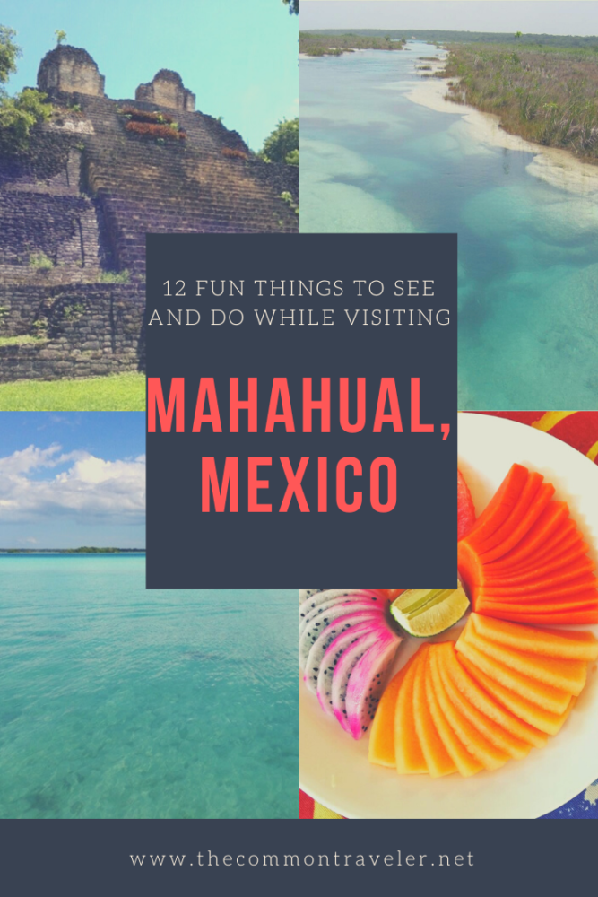 TOP 12 FUN THINGS TO DO IN MAHAHUAL MEXICO featured by top travel blog, The Common Traveler