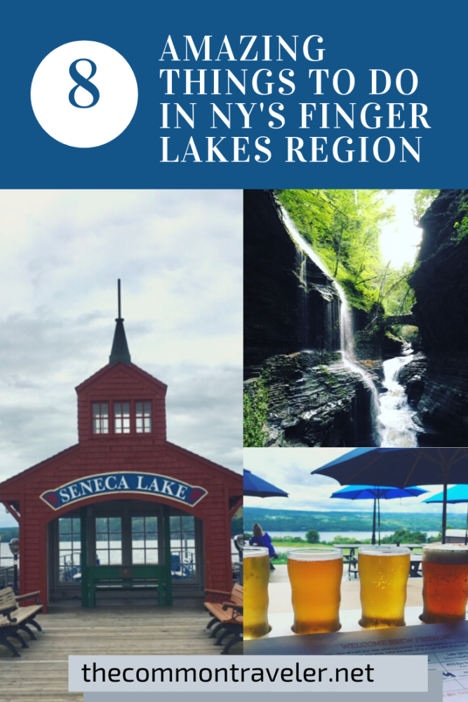 Visiting New York's Finger Lakes Region? There are so many things to do and see that don't involve the wine trail. Check out some favorites!
