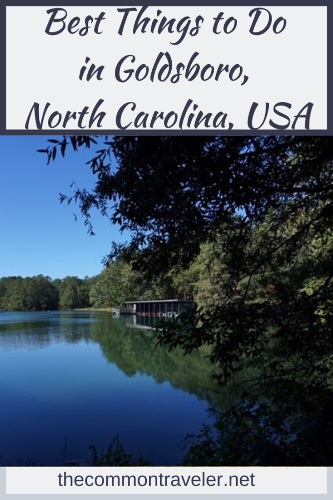 Best things to do in Goldsboro NC at the weekend, featured by top NC blog, The Common Traveler