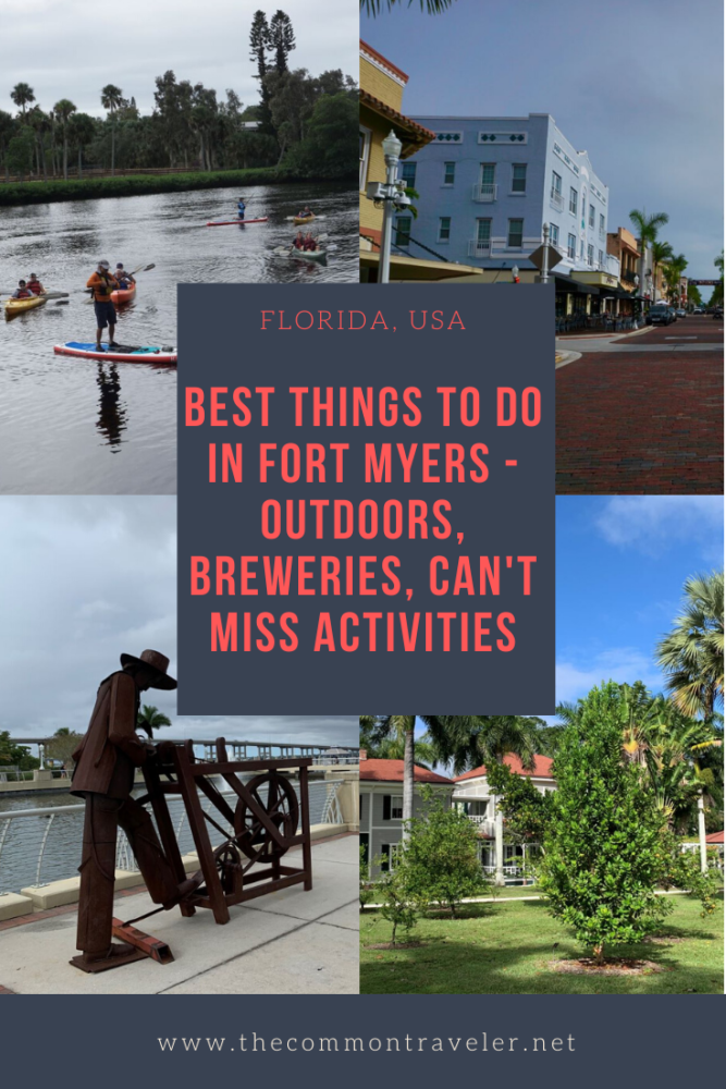 Looking for the best things to do in Fort Myers, Florida today? Click to discover outdoor, indoor and iconic activities to do in Fort Myers, Florida.