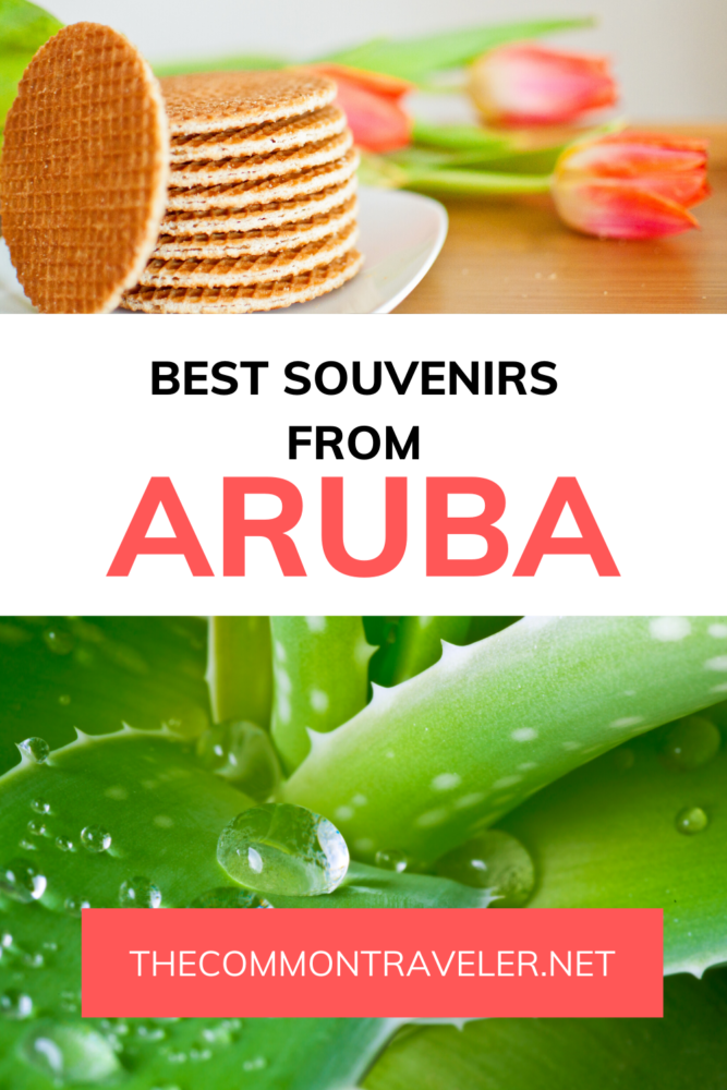 TOP 10 BEST ARUBA SOUVENIRS TO BUY - someone for everyone on your list (yourself included!) #aruba #arubasouvenirs #souvenirs