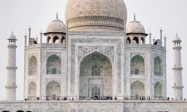 A Complete 1 Month India Itinerary