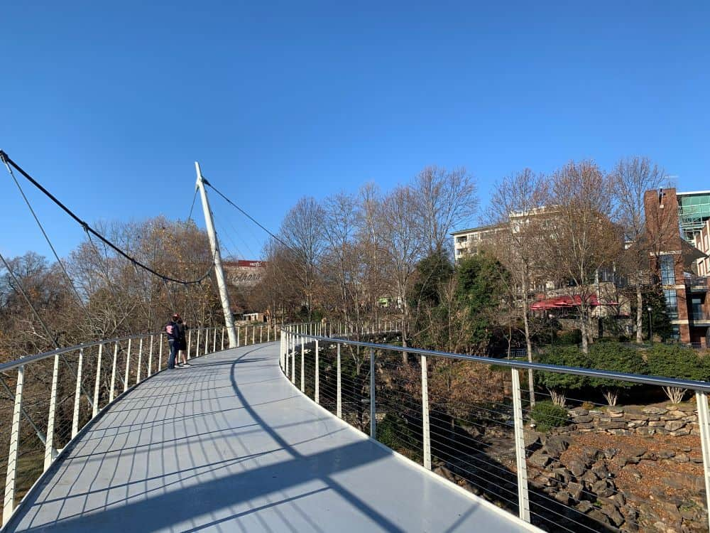 Liberty Bridge - things to do in Greenville SC