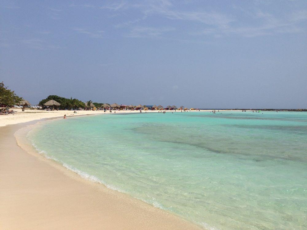 Baby Beach - Aruba Beach