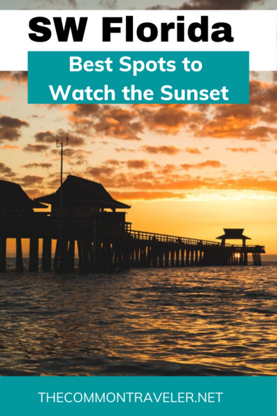 Top 5 Best Places to Watch the Sunset in SW Florida. Click here now for all the info!!