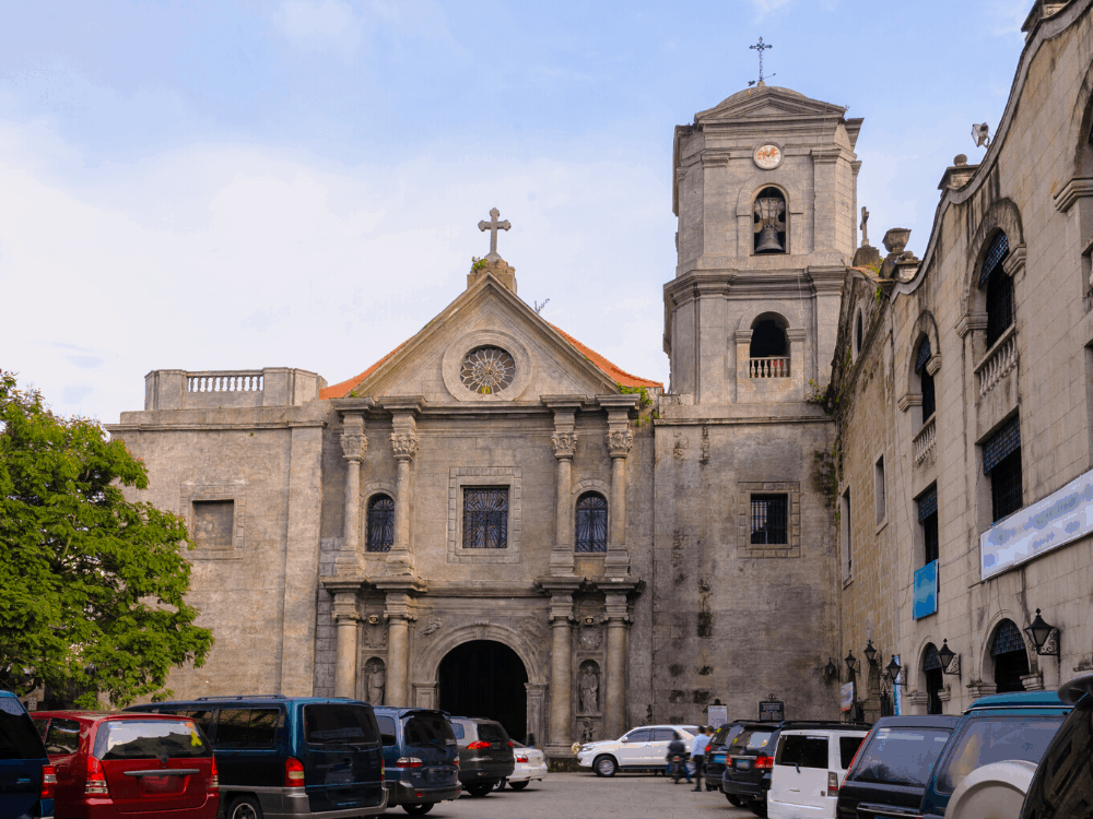 8 BEST THINGS TO DO IN MANILA Philippines featured by top travel blogger, The Common Traveler: San Agustin