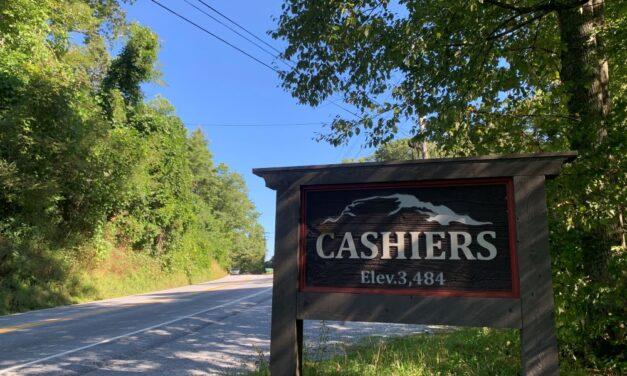 Western NC Getaway: Cashiers NC