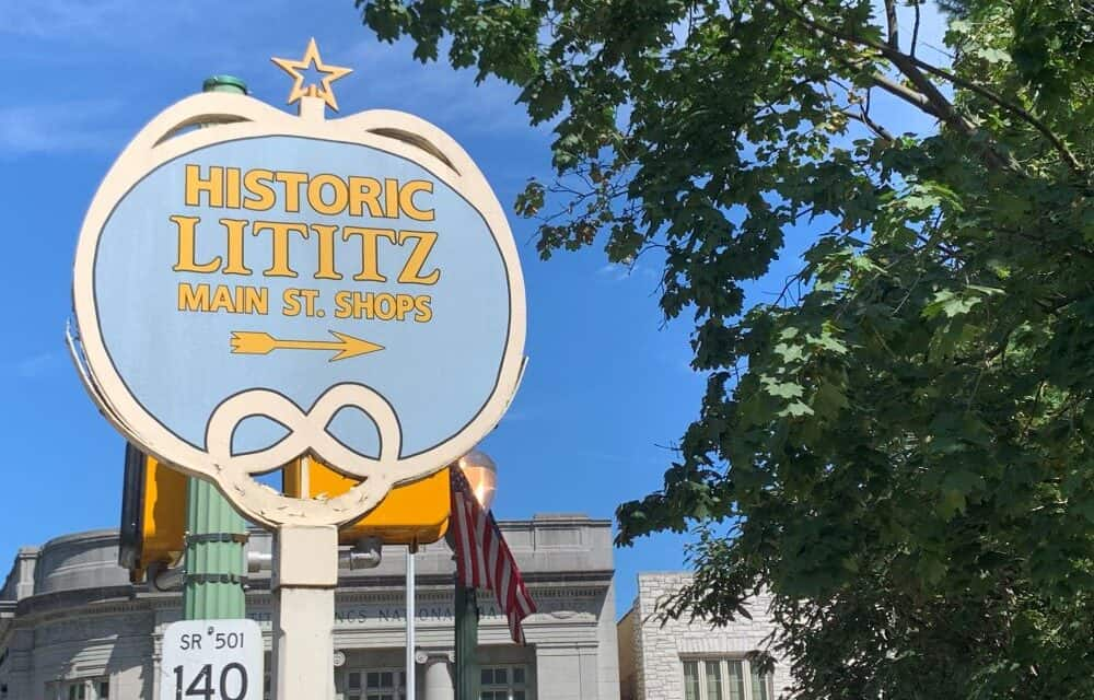 The Best things to Do in Lititz PA in a Day