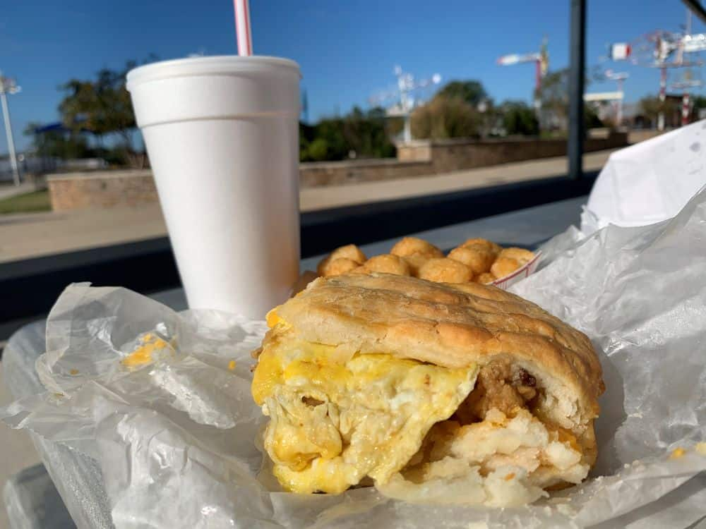 TOP 10 BEST BISCUITS IN NORTH CAROLINE YOU SHOULD TRY featured by top NC blogger, The Common Traveler: Flo's Kitchen in Wilson