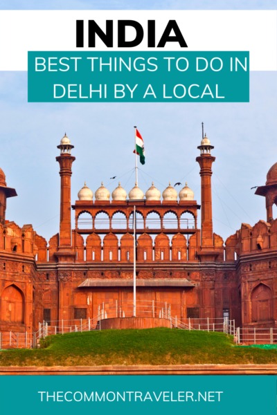 THE BEST THINGS TO DO IN DELHI, INDIA - A COMPLETE TRAVEL GUIDE TO INDIA'S HISTORIC CAPITAL featured by The Common Traveler. Guest post by local guest blogger, including not-to-miss spots, getting around, where to stay, and where to eat. Don't miss a visit to India Gate, Humanyn's Tomb, Jantar Mantar, Okhla Bird Sanctuary, Kingdom of Dreams, Qutub Minar, and Lodhi Garden. You can't go wrong with a local's suggestions!