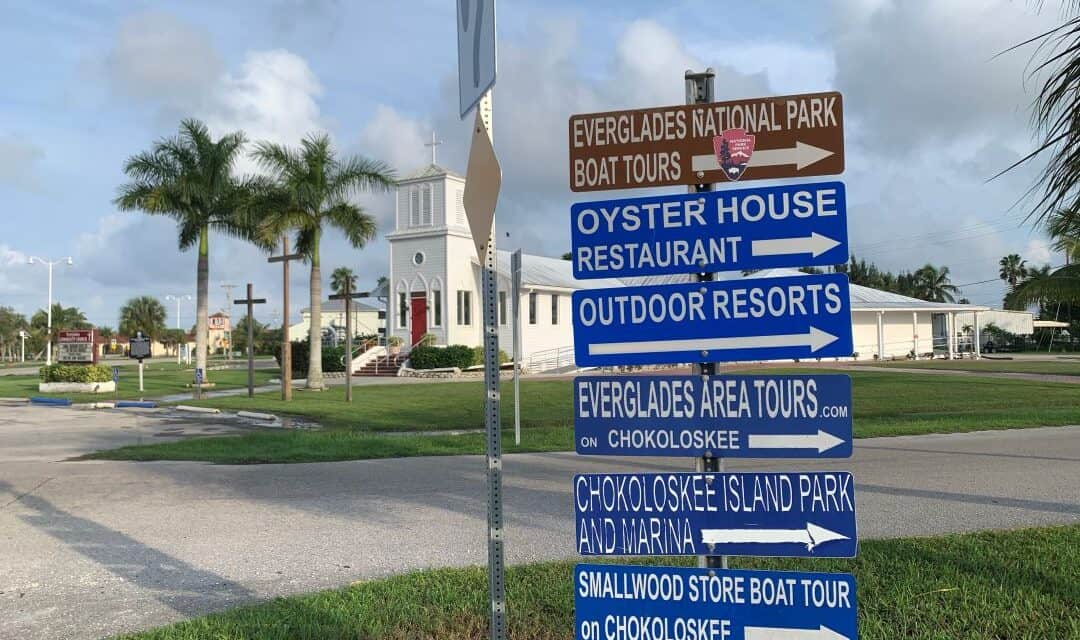 THE BEST THINGS TO DO ON YOUR EVERGLADES VACATION: Visit Everglades City, Chokoloskee, and Ochopee