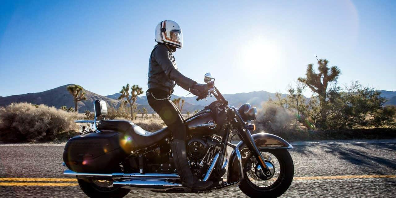 Six Amazing Motorcycle Rides Around the World